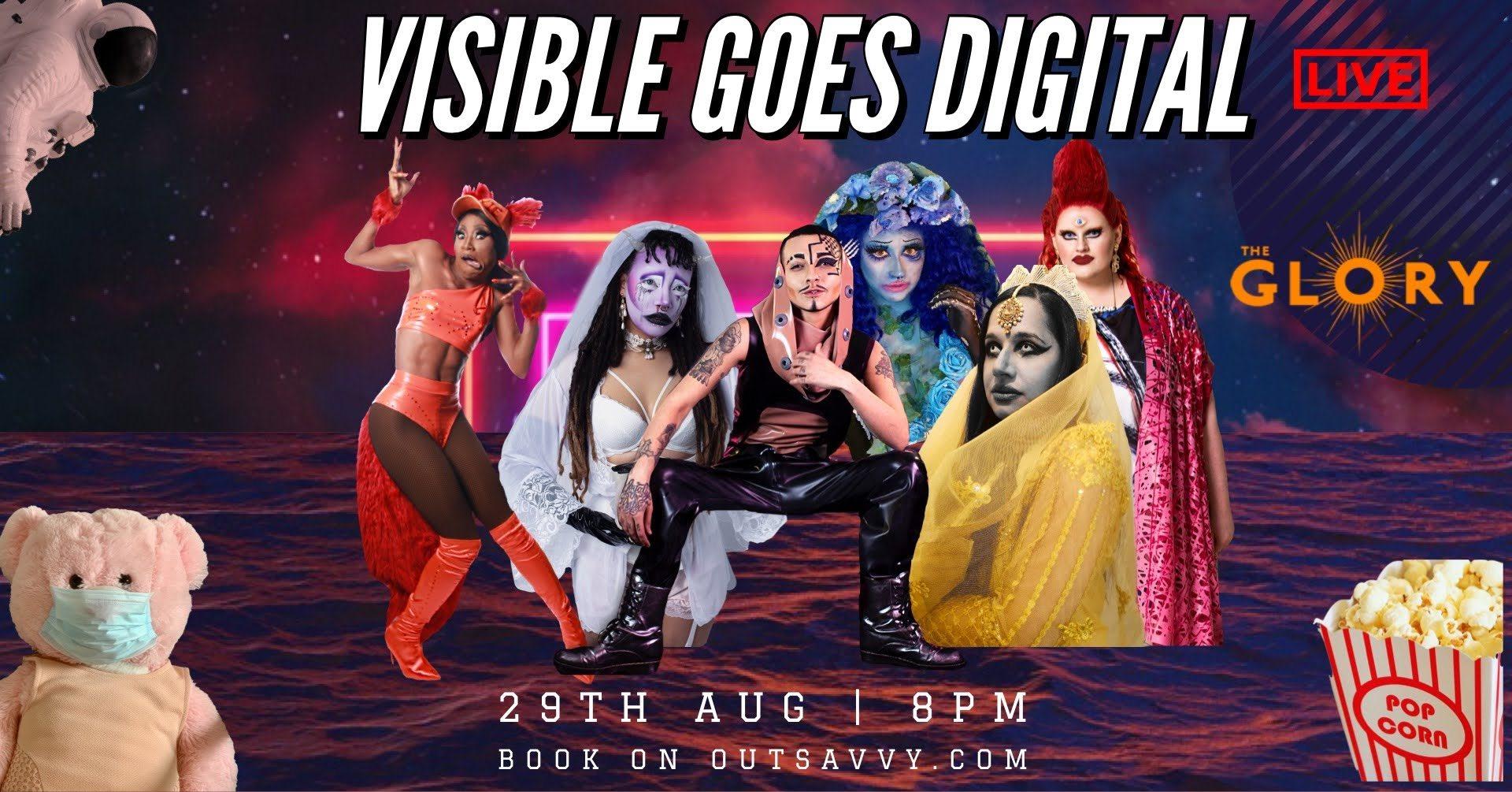 Visible goes Digital… Live!