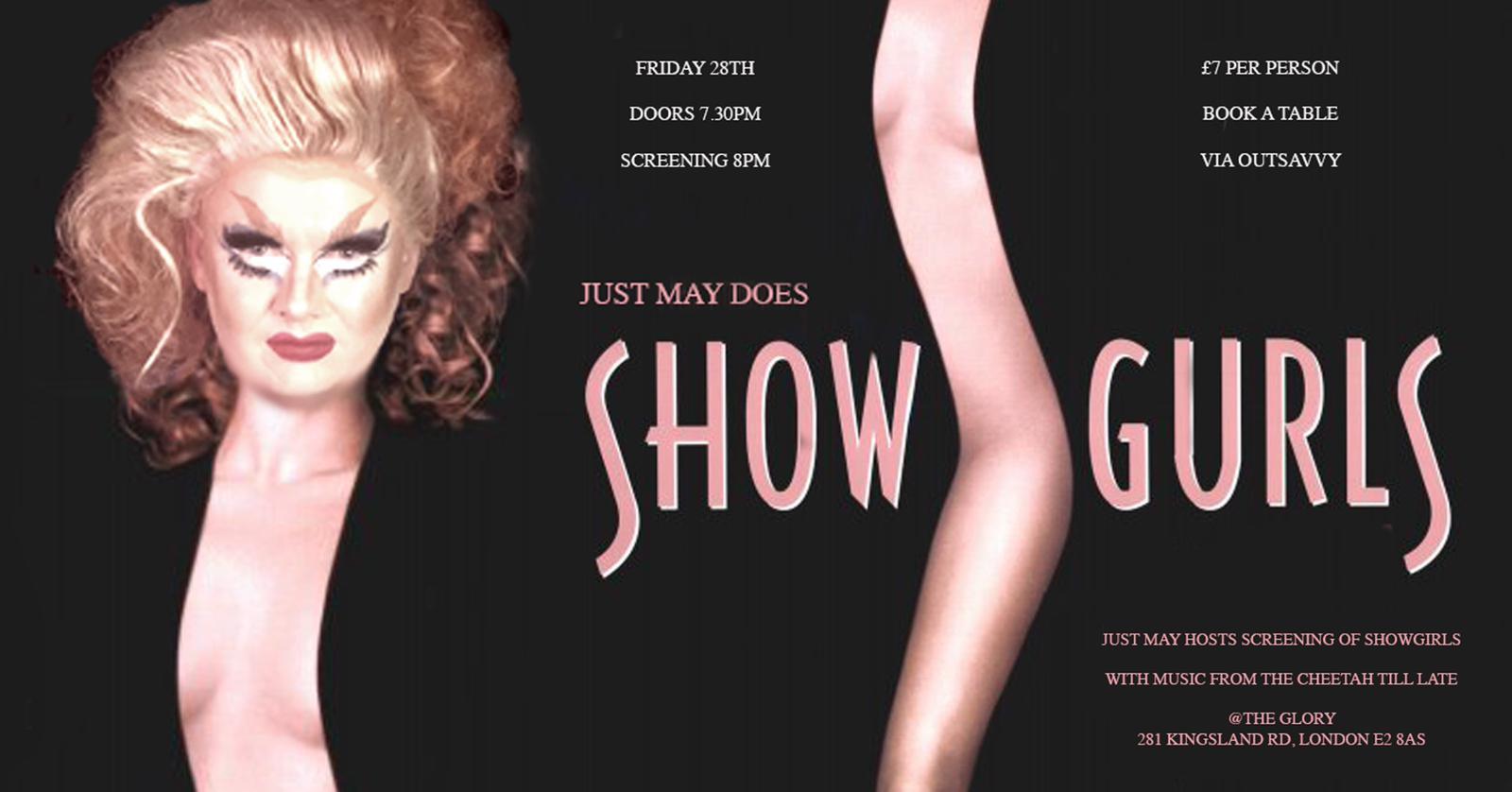 Just May presents Showgurls