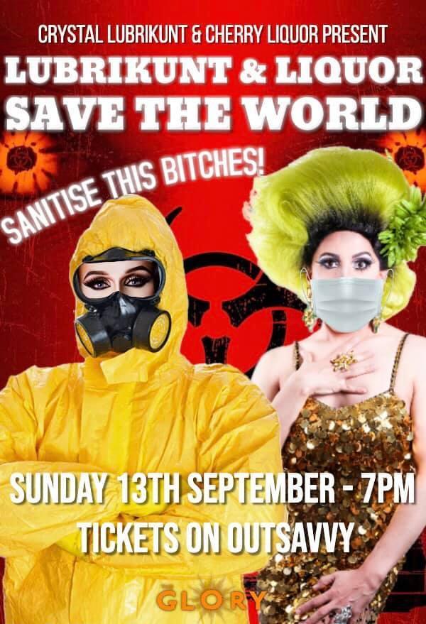 Lubrikunt & Liquor Save The World!