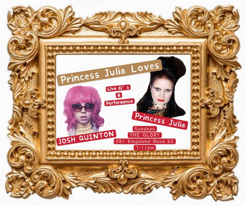 Princess Julia Loves