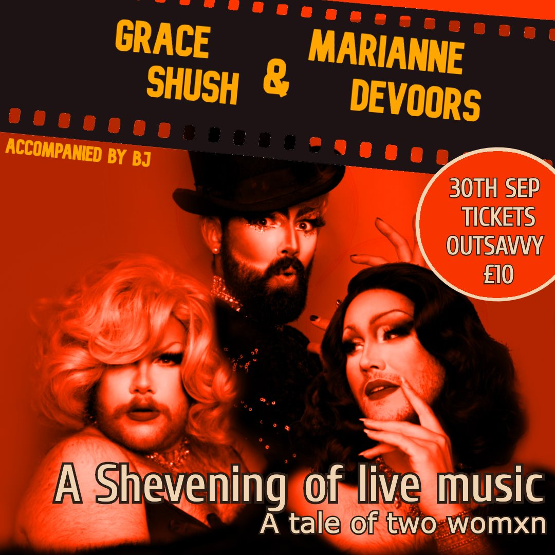 A shevening with Grace Shush and Marianne Devoors