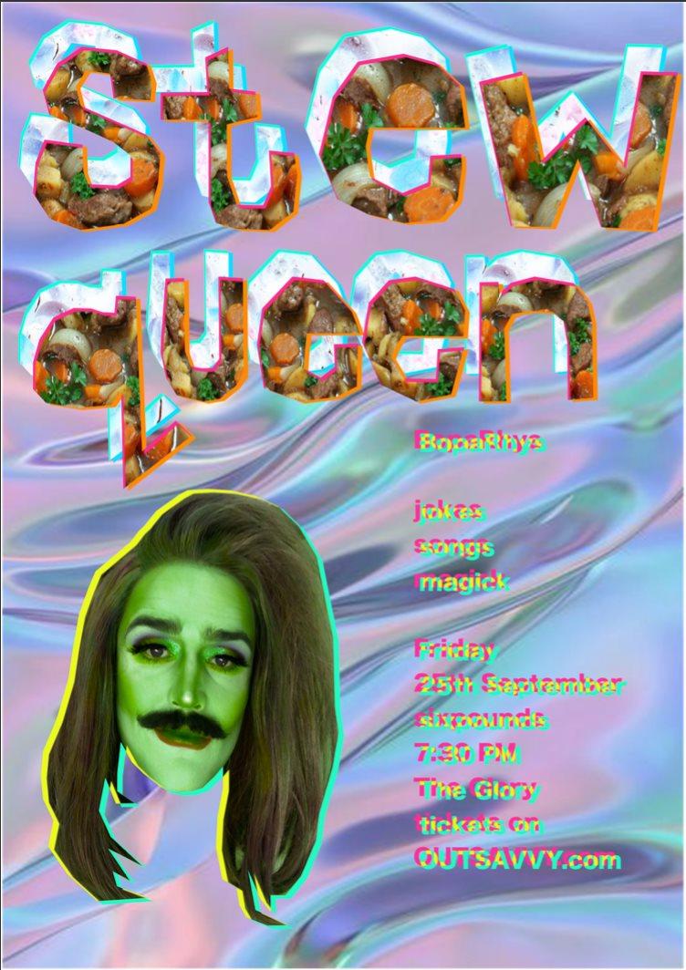 BopaRhys: Stew Queen