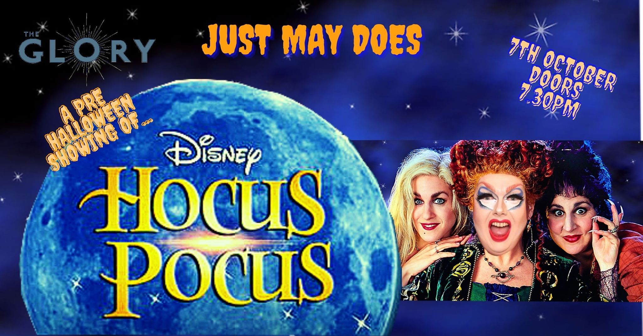 Just May does Hocus Pocus