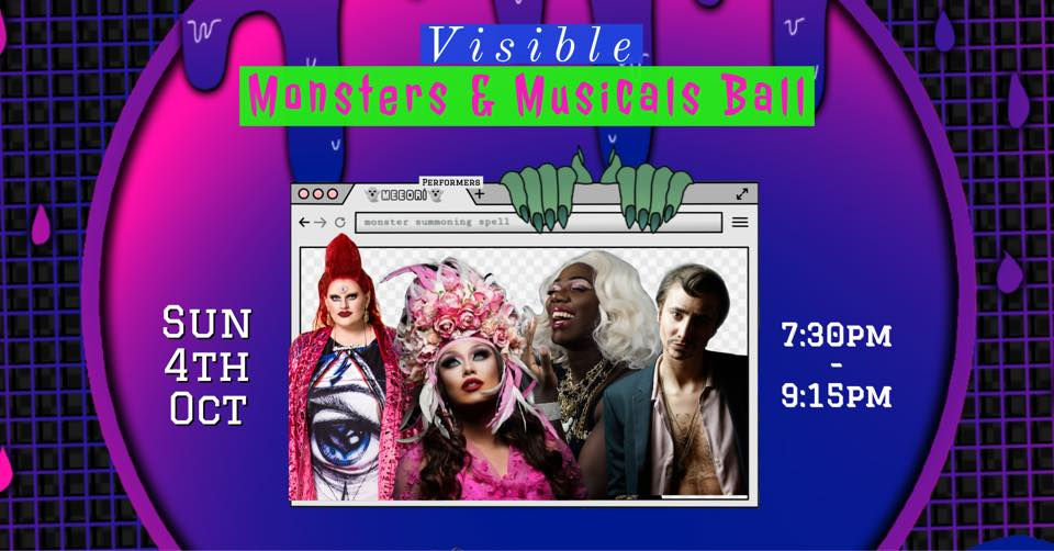 Visible: Monsters & Musicals Ball
