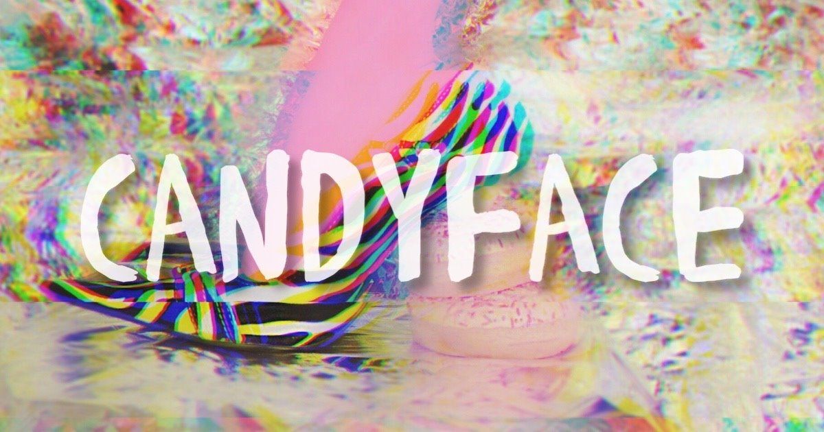 CandyFace: Tracks and Treats