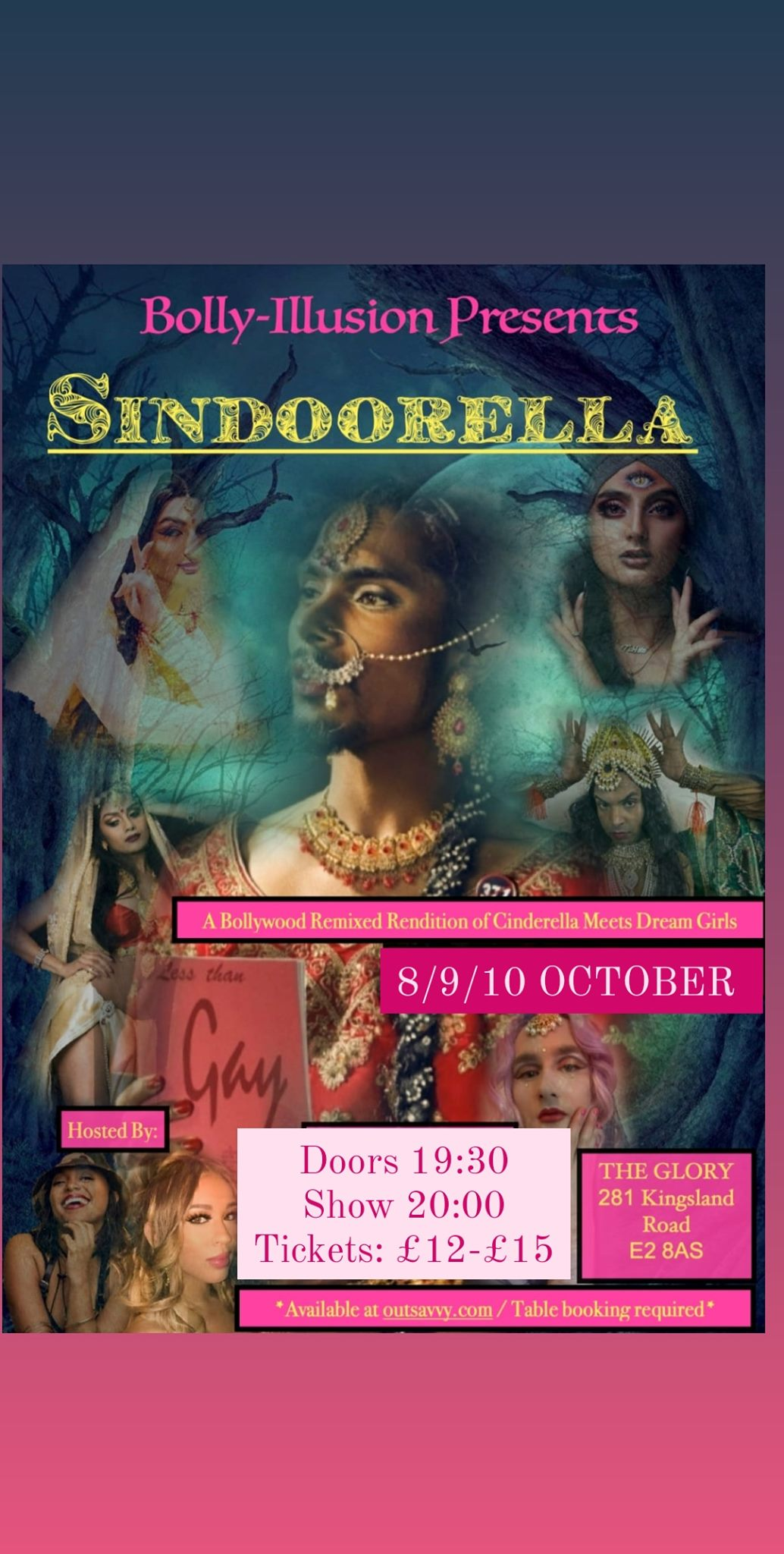 Bolly-Illusion presents Sindoorella
