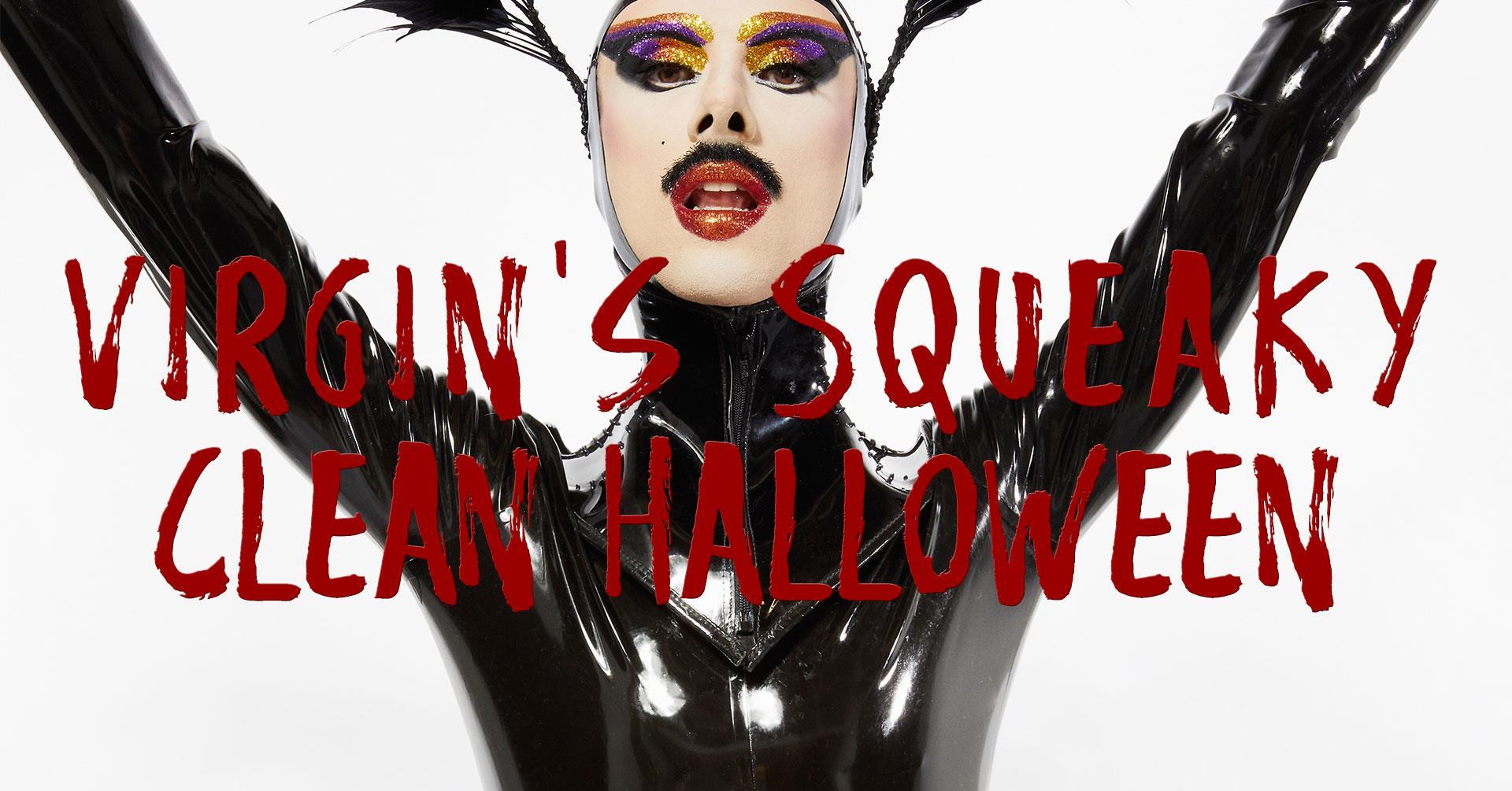 Virgin's Squeaky Clean Halloween