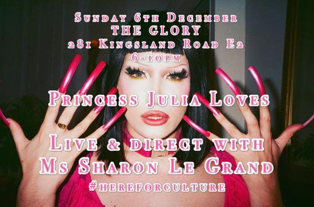 Princess Julia Loves! with Ms Sharon LeGrand!
