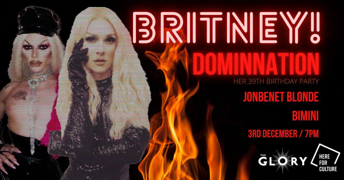 Britney Domination!