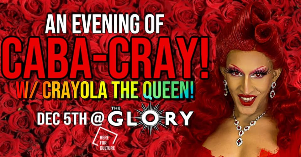 Caba-Cray! with Crayola the Queen