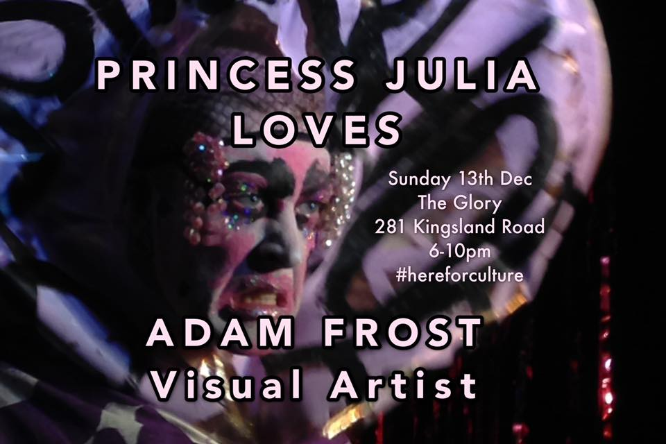Princess Julia Loves! with Adam Frost!