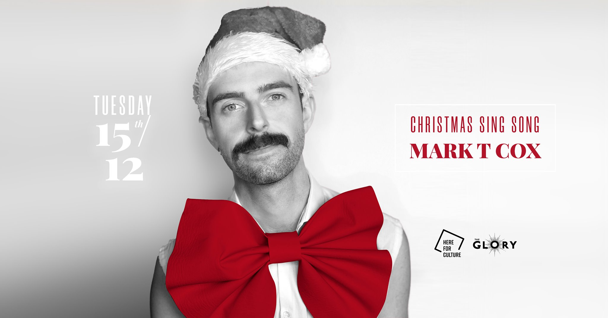 Mark T Cox – Christmas Sing Song