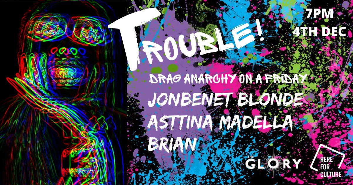 Trouble! Friday Night Drag Anarchy
