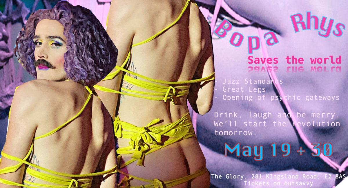 BopaRhys Saves the World