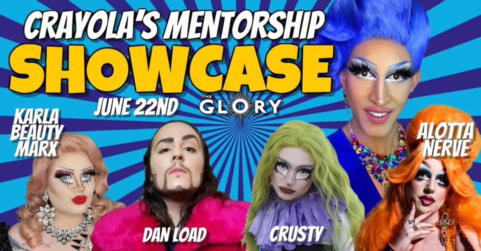 Crayola's Mentorship Showcase