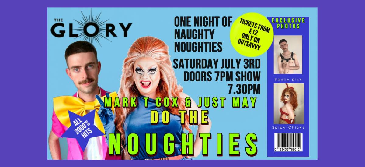 Mark T Cox & Just May Do The Noughties