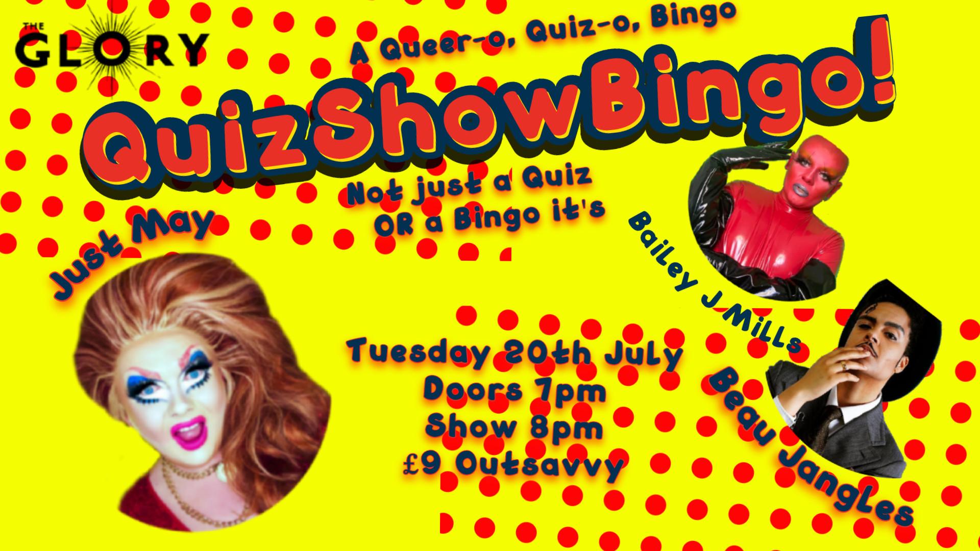 QuizShowBingo with Bailey J Mills & Beau Jangles