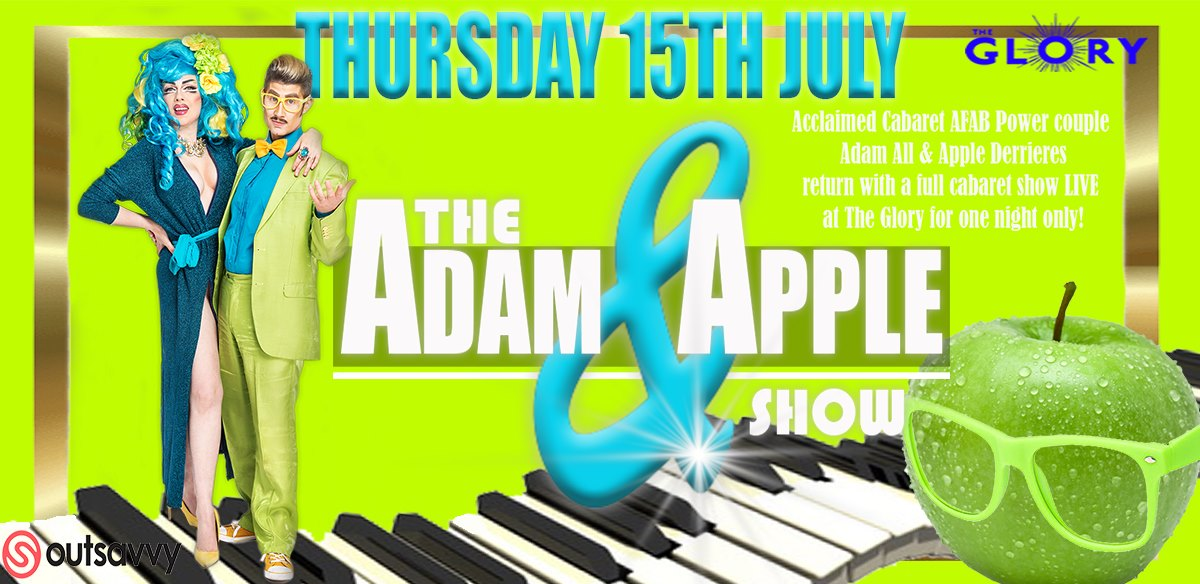 The Adam & Apple Show