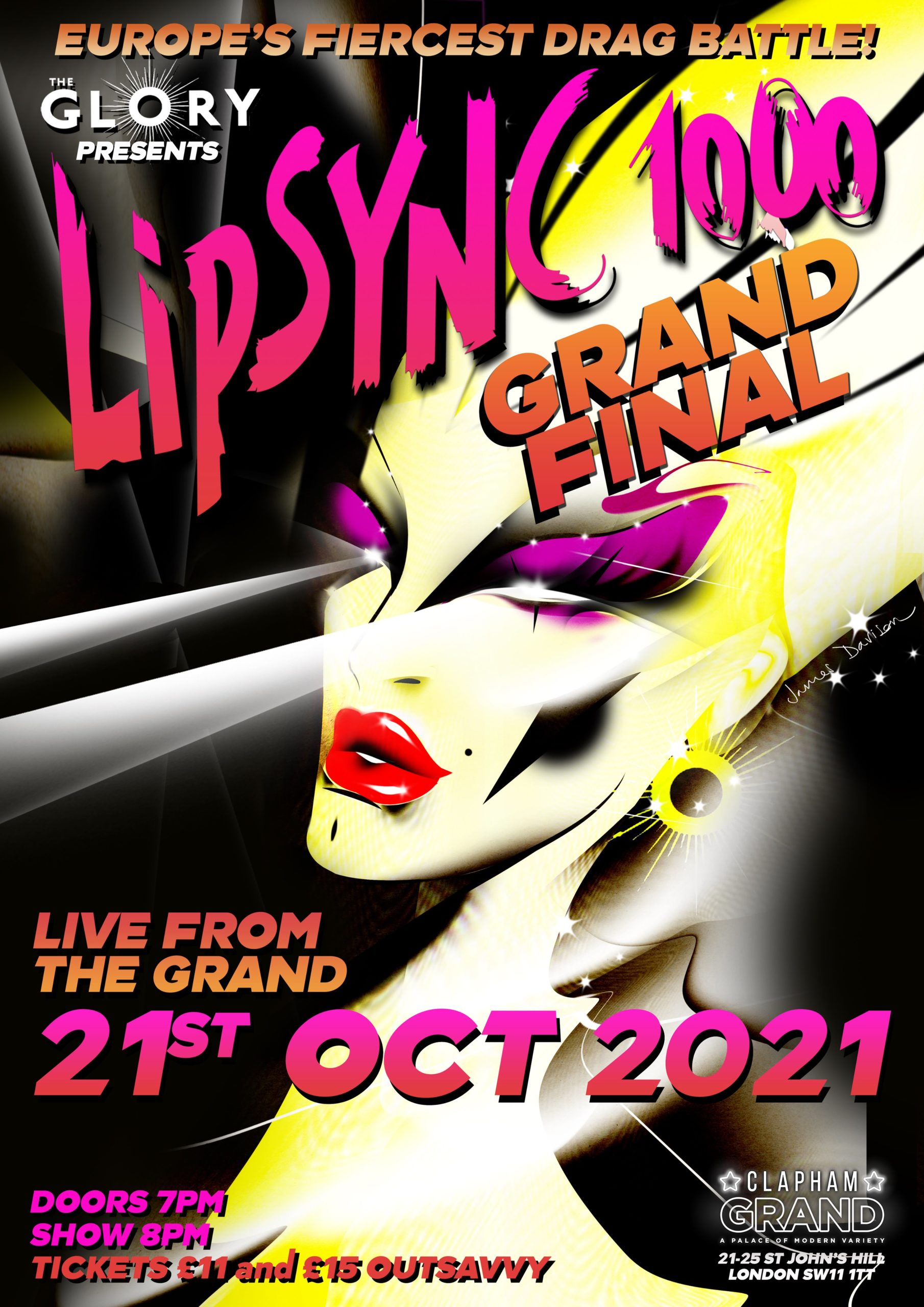 LIPSYNC1000 Grand Final @ The Clapham Grand