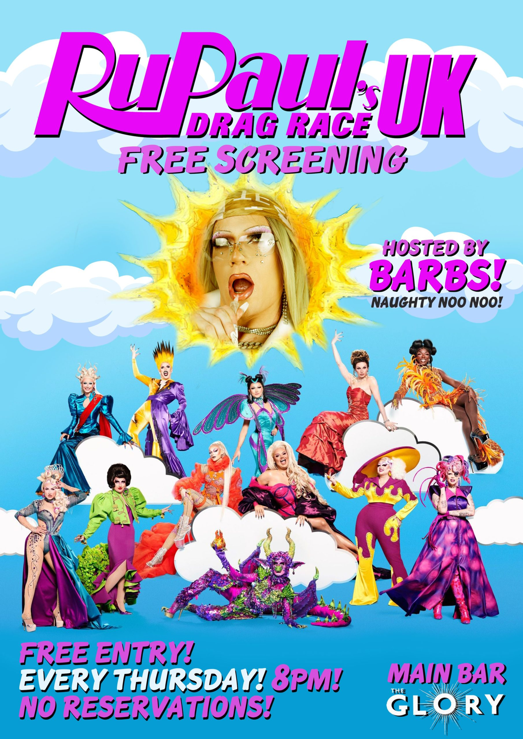 RuPaul's Drag Race UK screening