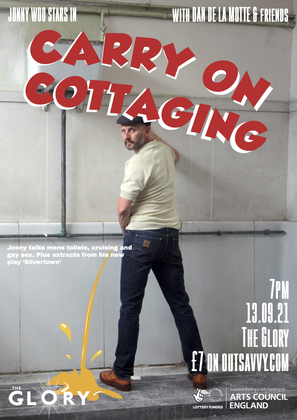 carry on cottaging the glory