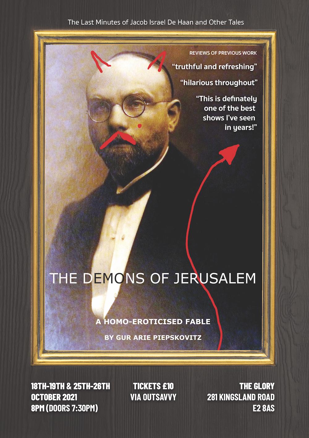 The Demons of Jerusalem