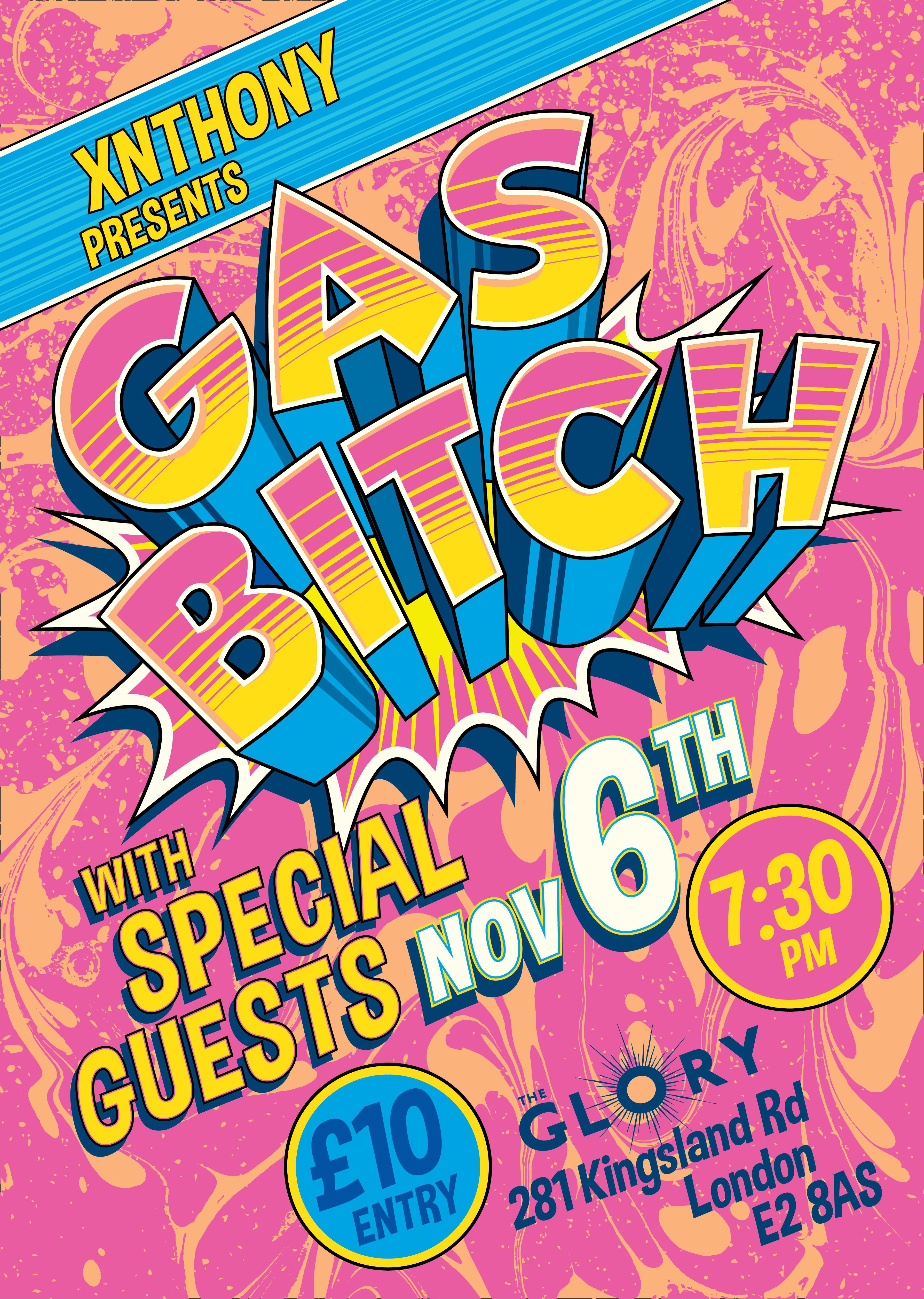 Gas Bitch
