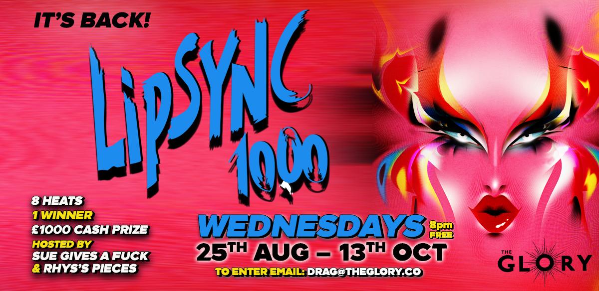 LIPSYNC1000 – The Heats