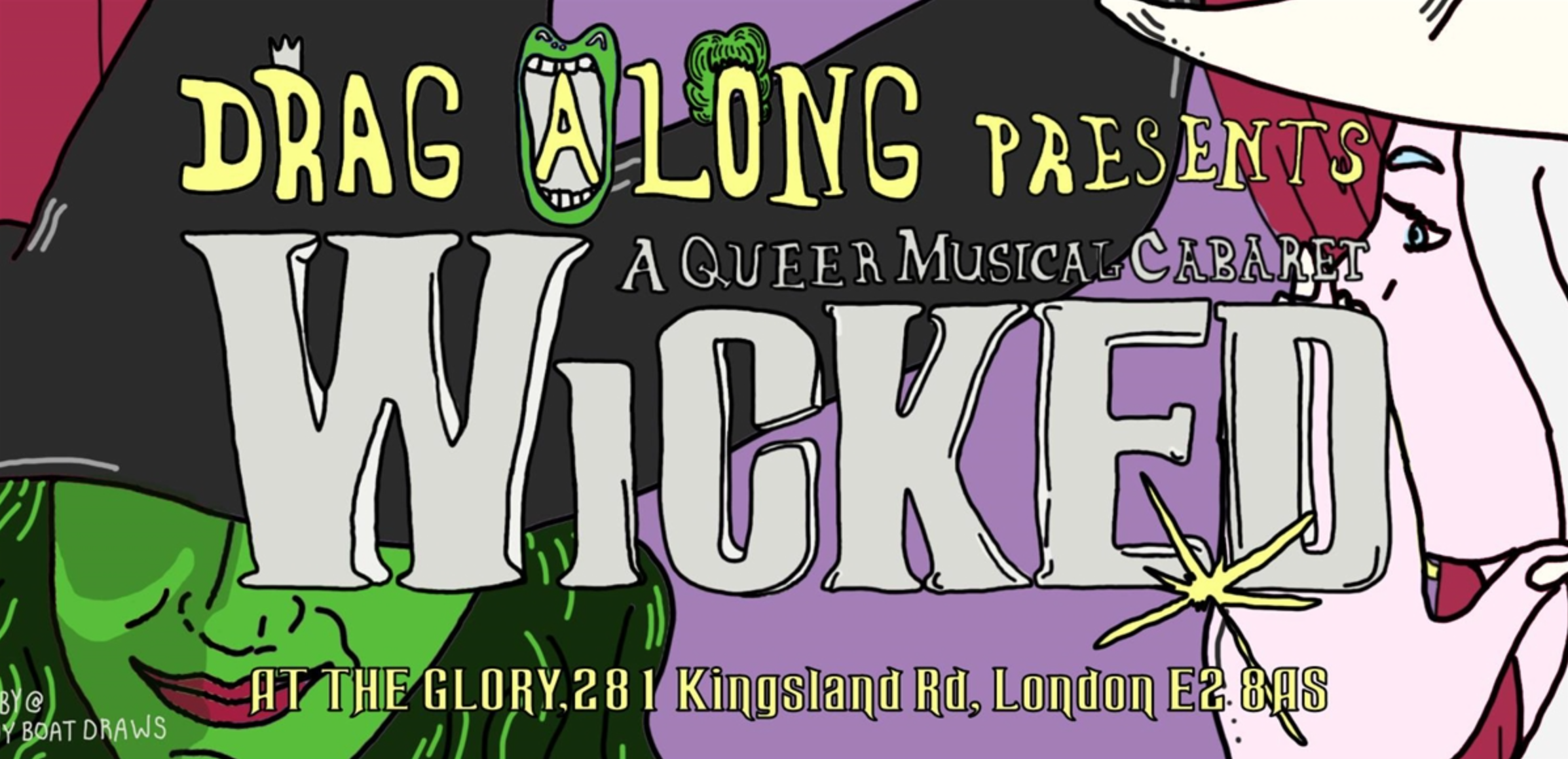Drag-A-Long presents Wicked