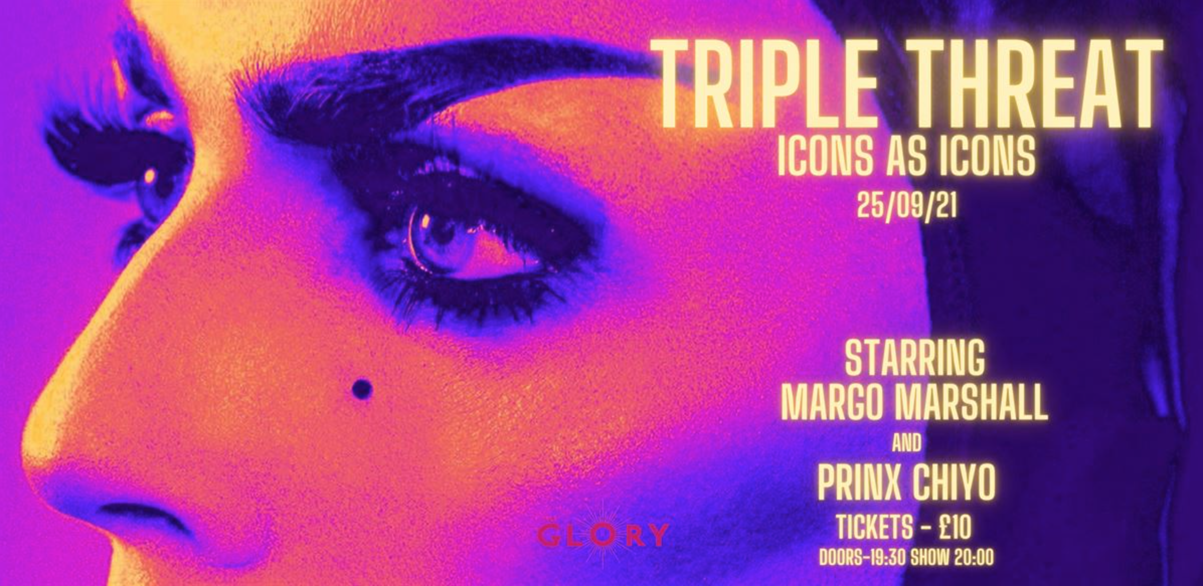 Triple Threat: Icons as Icons