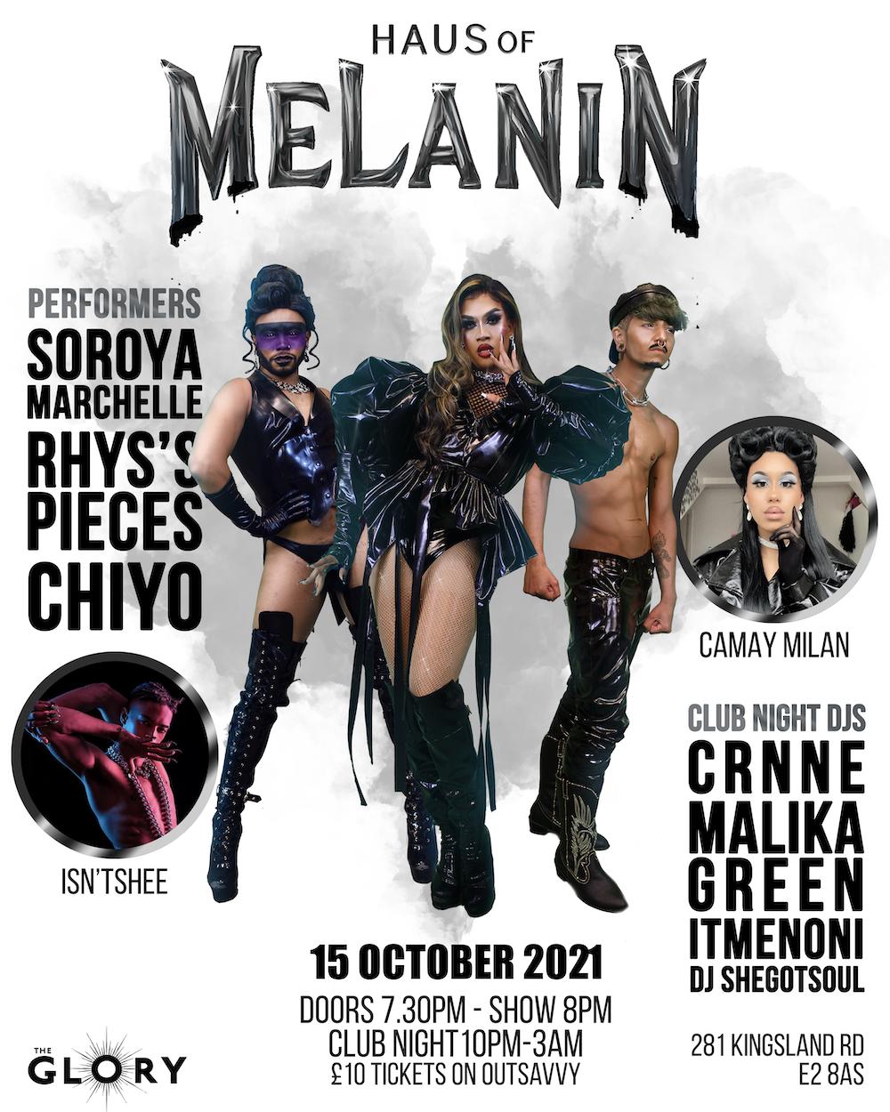 Haus of Melanin Cabaret